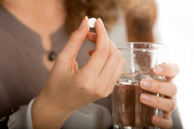 1 таблетка кларитина