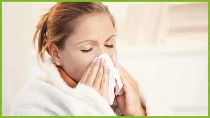 аллергические проявления ринита