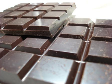 Аллергия на горький шоколад