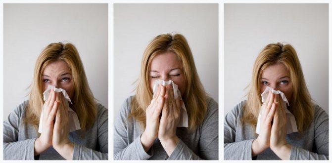Аллергия на плесень симптомы и лечение