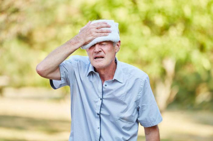 аллергия на жару лечение
