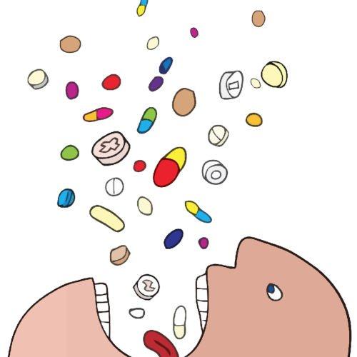 Антигистаминные препараты при поллинозе