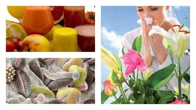 чем вывести из организма аллергию у ребенка