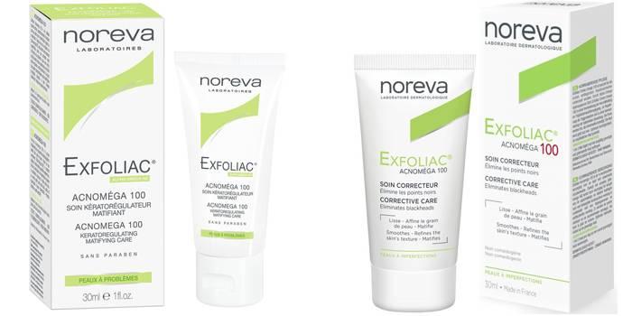 Exfoliac Acnomega 100 от Noreva laboratories