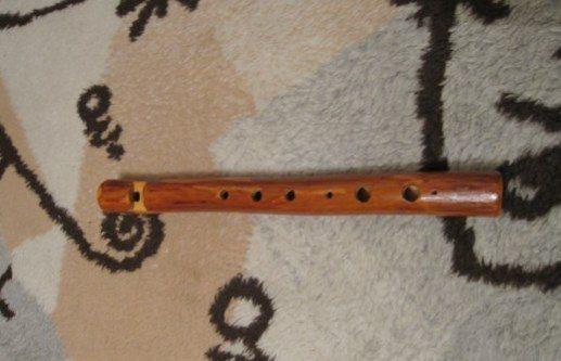 Флейта Вистл (сопранино) из ольхи
