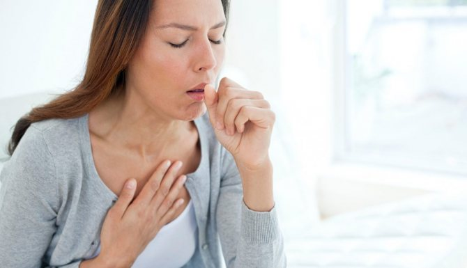 Как отличить аллергический кашель от простудного