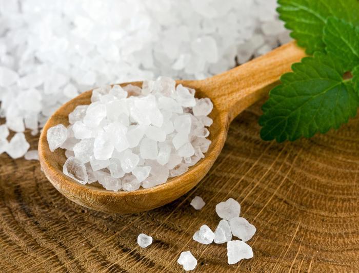 Лечим псориаз морской солью быстро