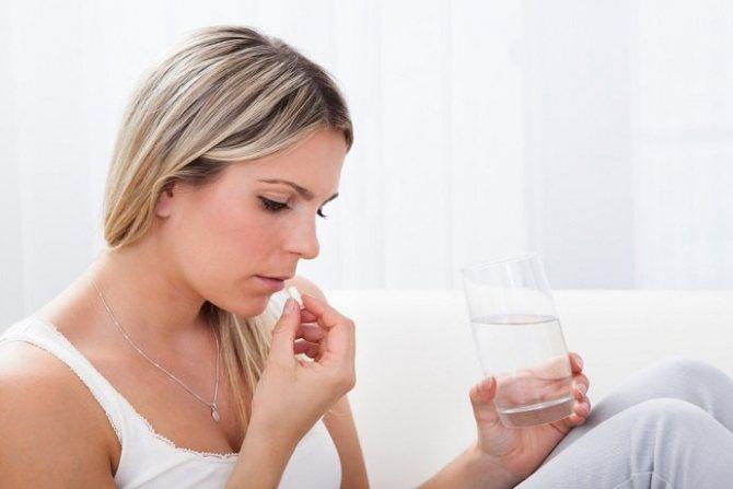 Медикаментозное лечение аллергии