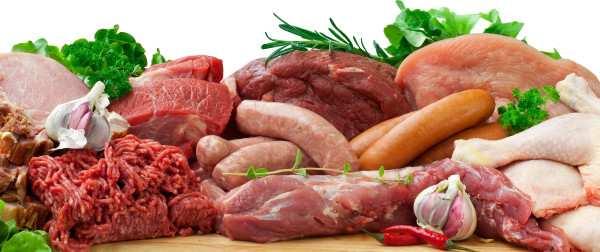 может ли быть аллергия на сырое мясо