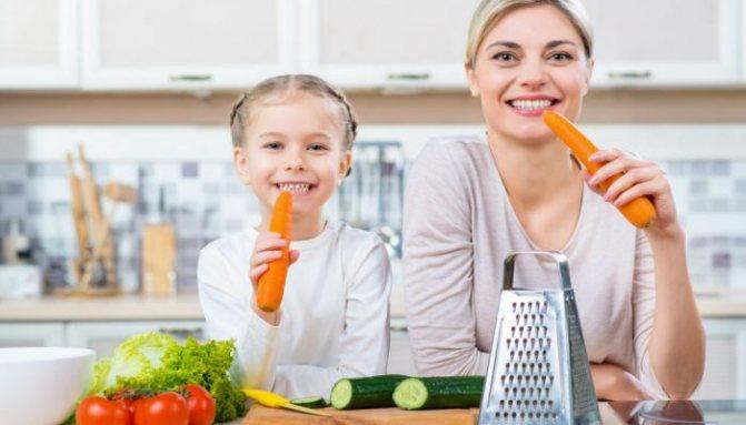 Почему возникает аллергия на морковь? Симптомы и лечение у ребенка и взрослого