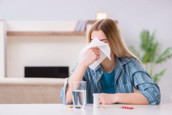 Показания к приему витаминов при аллергии