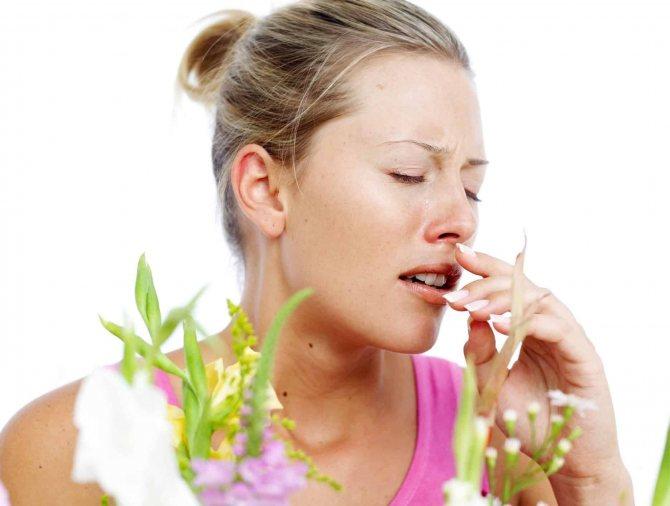 Причины появления аллергического кашля