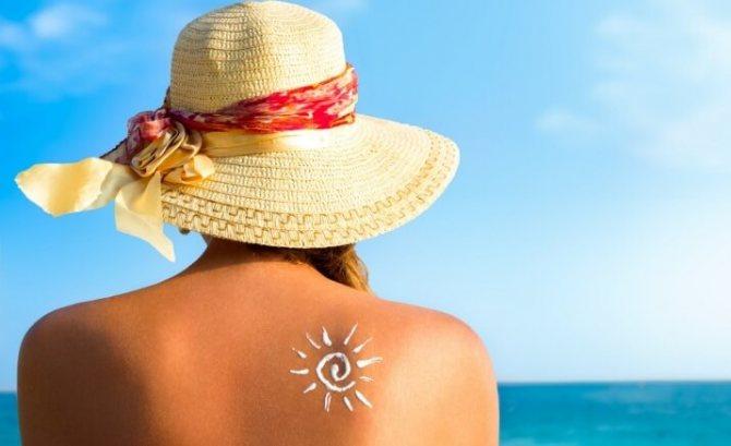 Причины солнечной аллергии