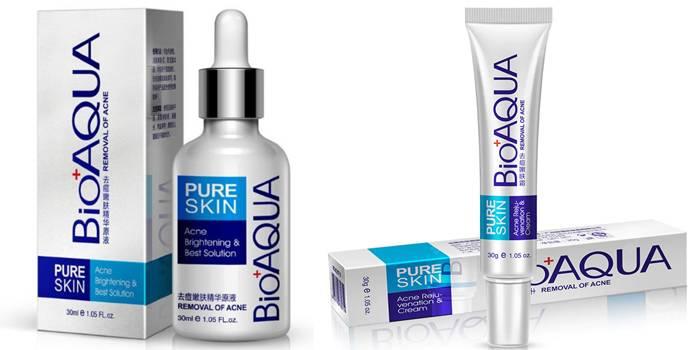Removal of acne от BioAqua