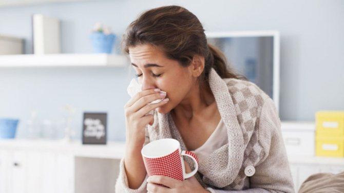 симптомы аллергии на укус комара
