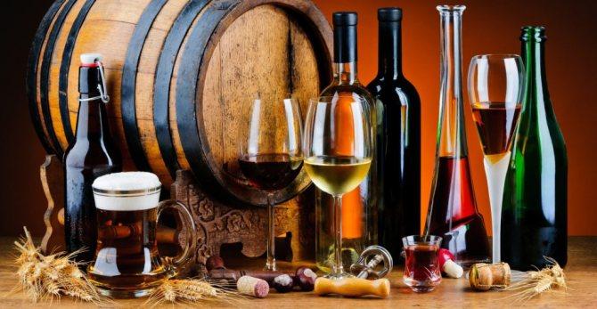 Слабоалкогольные напитки высокого качества