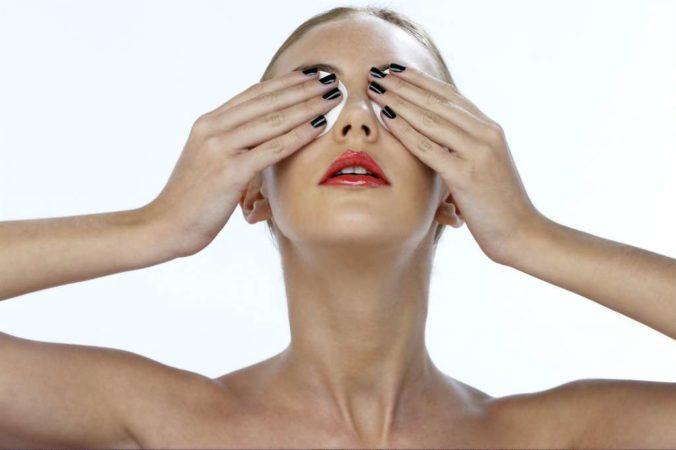 умывание глаз