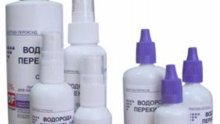 Все про лечение псориаза перекисью водорода по Неумывакину
