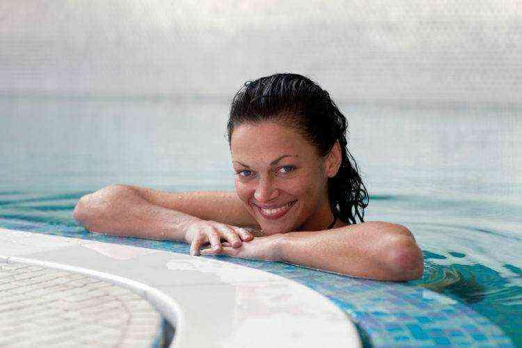 заложен нос после бассейна